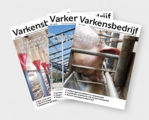 Varkensbedrijf bladen