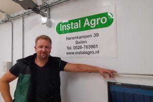 Sebastiaan Plat nieuwe bedrijfsleider bij Instal Agro