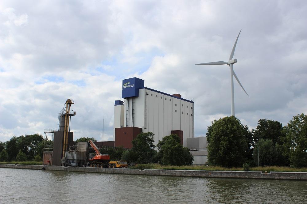 ForFarmers breidt fabriek in Izegem uit